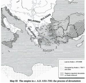 John Haldon 675 AD