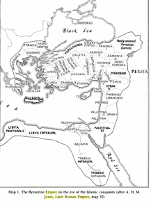 Walter Caegi 630 AD