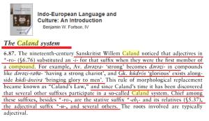 Caland