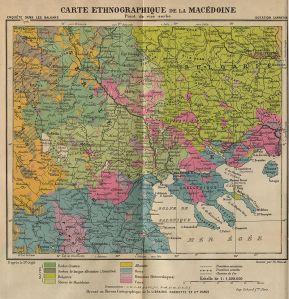 Cvijić 1918