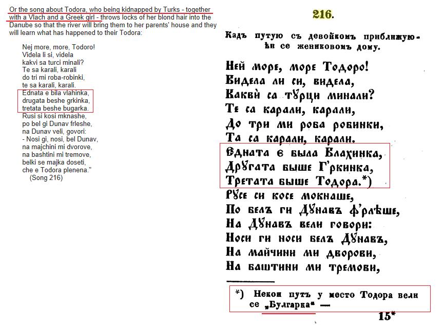 Αλβανός τύπος που χρονολογείται Σερβικό κορίτσι
