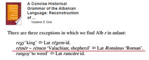 Alb Romanus