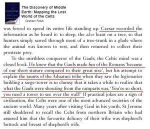 Caesar Gauls