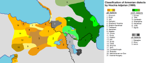 Armenian-dialects