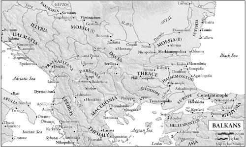 Balkans-525AD